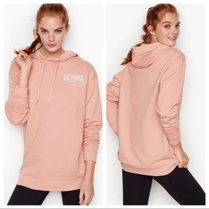 NEW VS Sport Essential Hoodie tunic Pullover